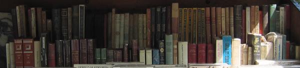 Boeken in Parijs