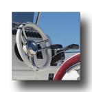 Stuurwiel motorboot 2