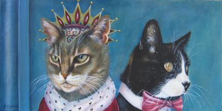 Felix and Kitty