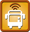 Bus Tracker Icon