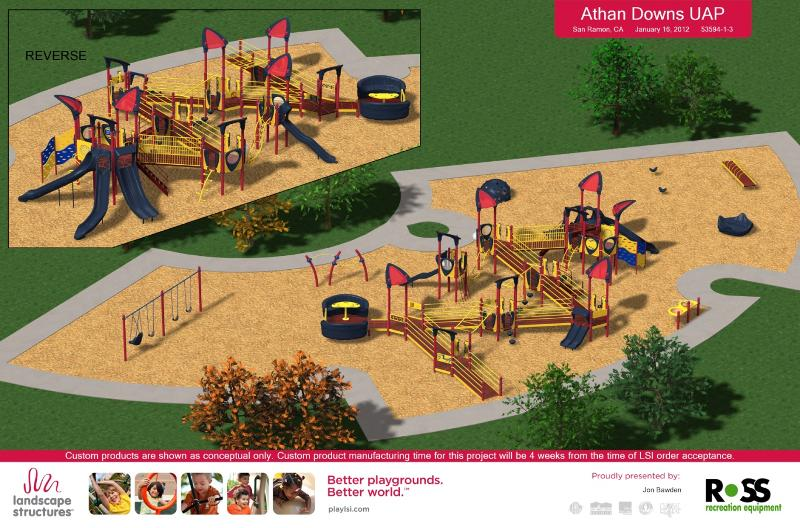 Athan Downs Playground