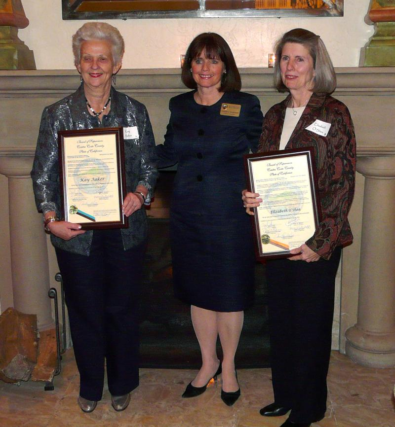 Orinda Volunteer of the Year Award