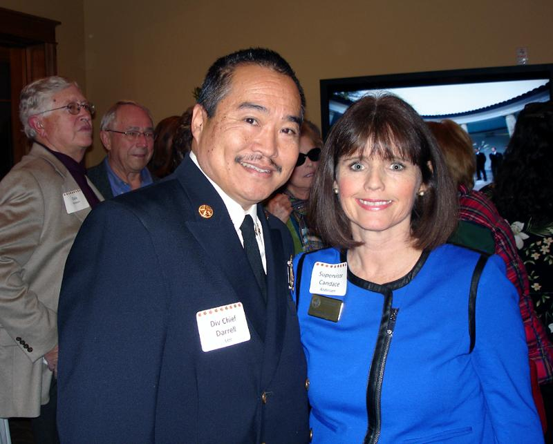 CKA and Fire Chief Darrell Lee