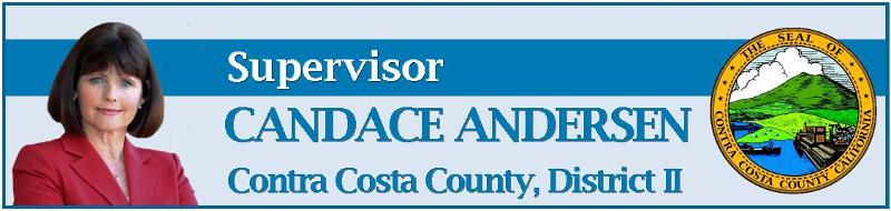 Newsletter from Supervisor Candace Andersen