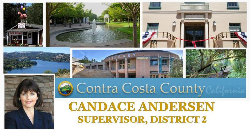 Supervisor Candace Andersen
