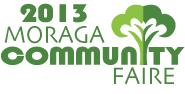 Moraga Community Faire Logo
