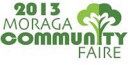 Moraga Community Faire Logo