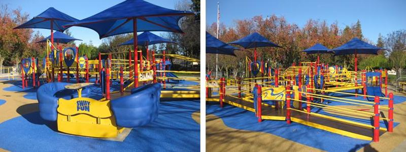 Athan Downs New Playground