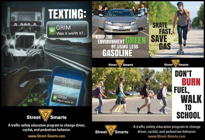 Street Smarts It Happens Posters
