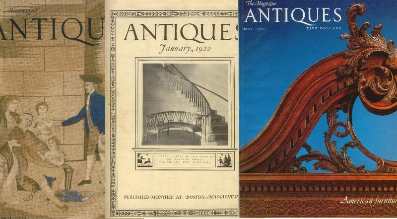 Magazine Antiques