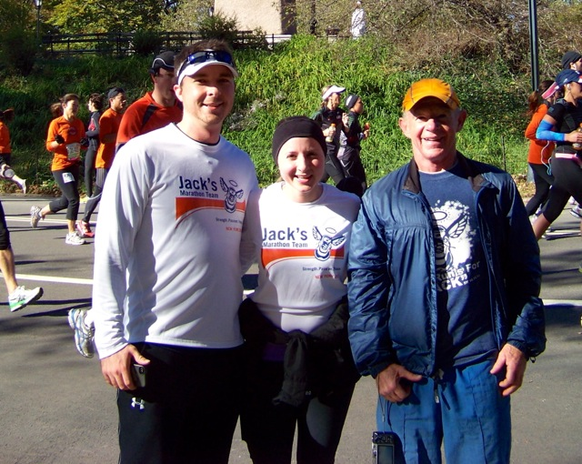2012 NYC Marathon