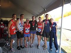 2011 marathon