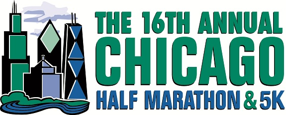 2012 Chicago half logo