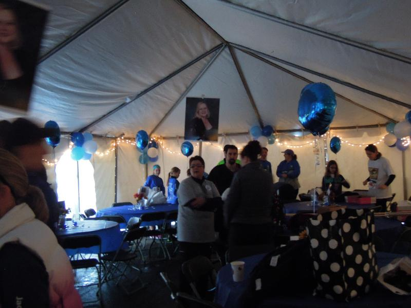 Family Tent 2012
