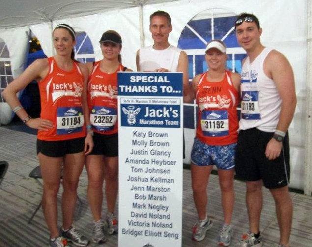 2011 jack's team