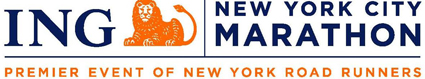 new york marathon logo