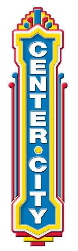 Center City  of Amarillo logo
