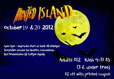 Haunted Island Revised