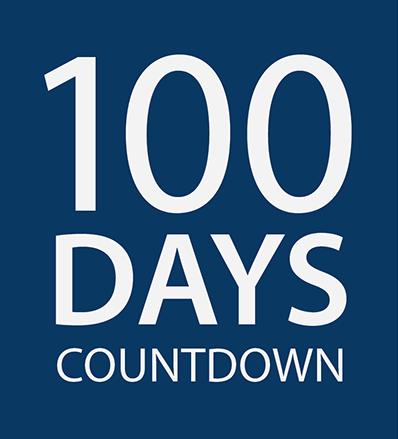 100 Days Countdown