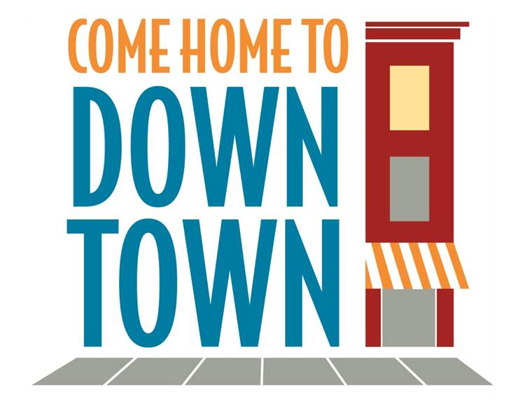 Come Home to Downtown logo
