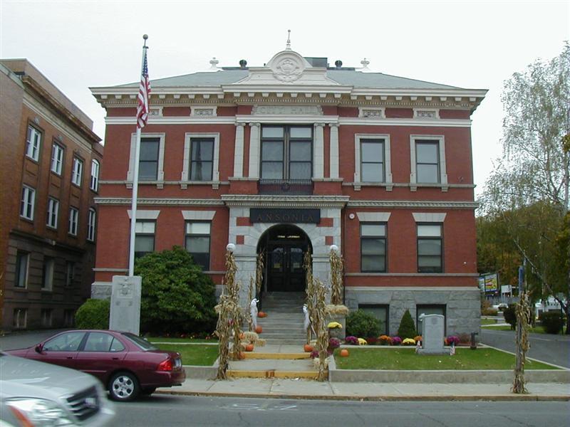 Ansonia City Hall