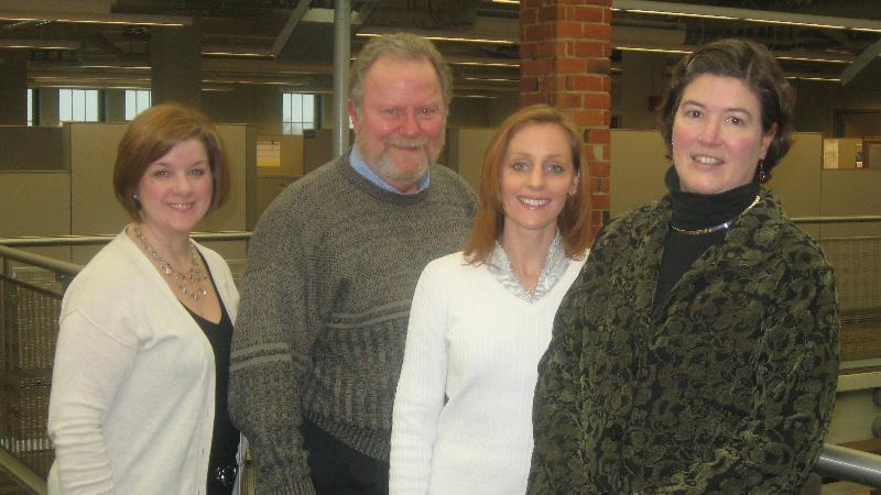 CMSC staff 2013