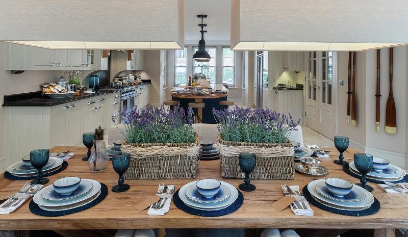 Alderbourne Place Kitchen
