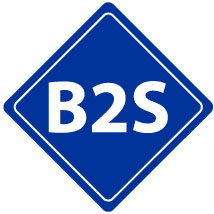 LogoB2S logo w/out year