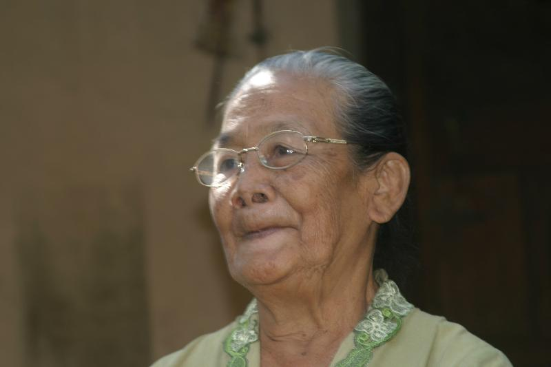 Surya's mother