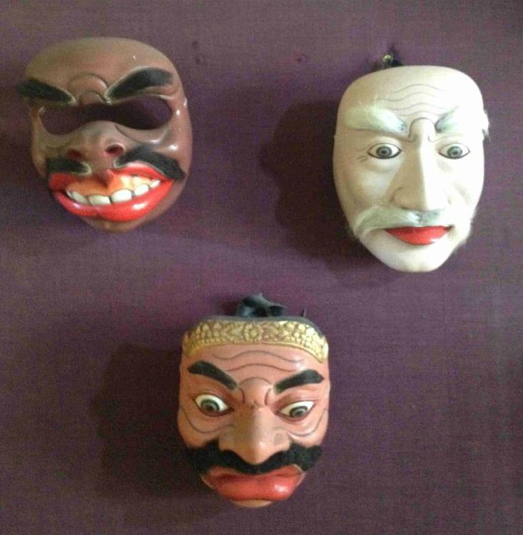 Surya's masks