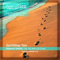 SpiritStep Two Let Go and Let Love