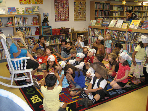 Pirate Day Roselle Library