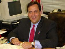 Governor-elect Christie