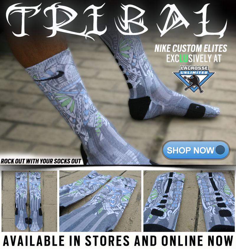 New custom nike elite socks tribal for Custom elite com