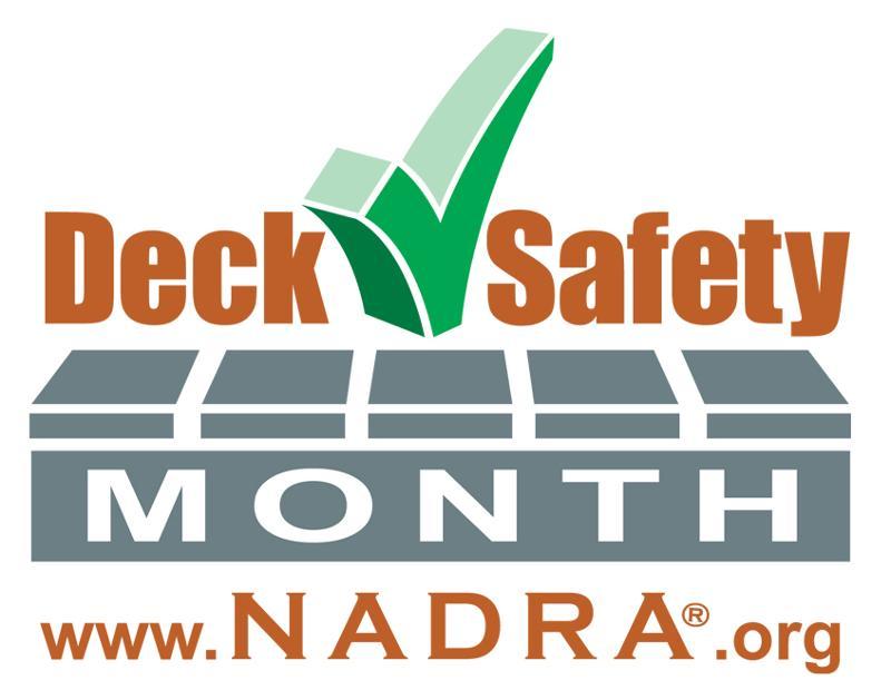 NADRA Deck Safety logo