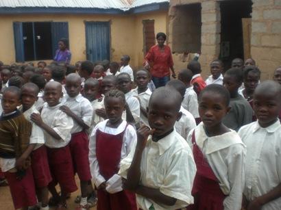 Diamond Private School Students