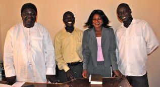 Nigeria GSED Team