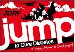 JDRF jump Pt march