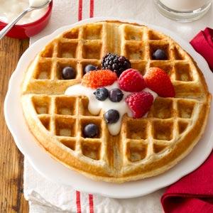 Waffles PT May