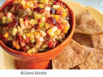 Chips salsa pt