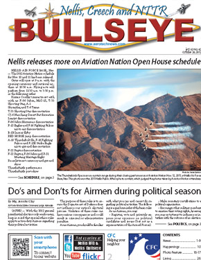 Bullseye October 26, 2012