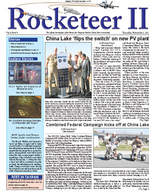 Rocketeer November 2, 2012
