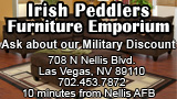 Irish Peddler's Furniture Emporium