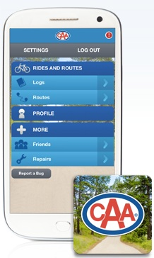 CAA Bike App