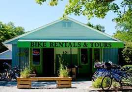 Zoom Leisure Bike Rentals Niagara