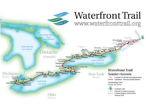 Waterfront Trail