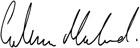 Calum MacLeod signature