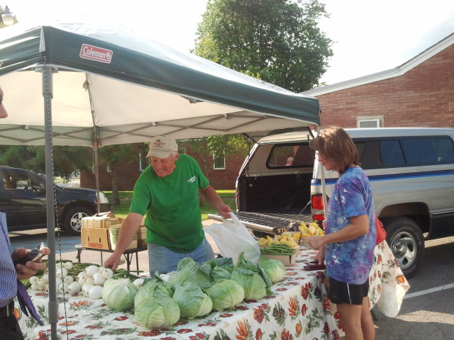 Terry Heights Farmers Market