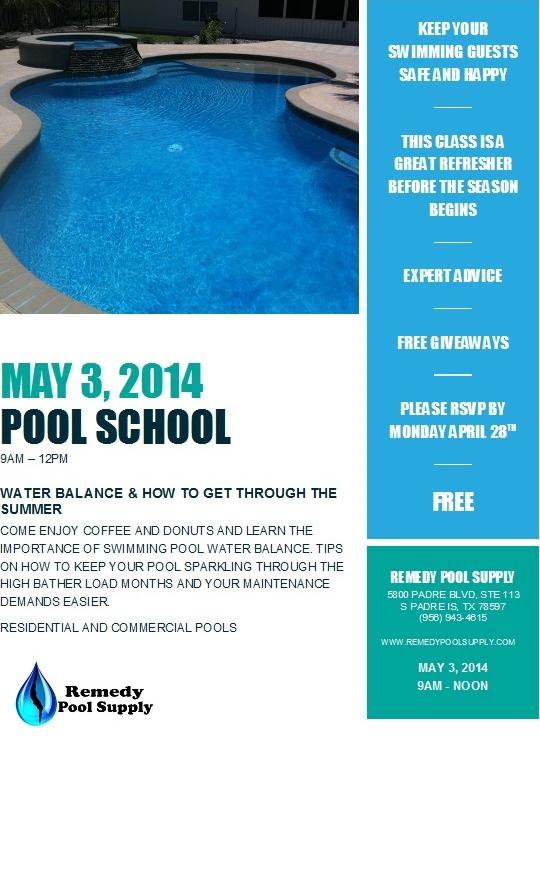 Remedy Pool Supply Padre Boulevard South Padre Island Tx