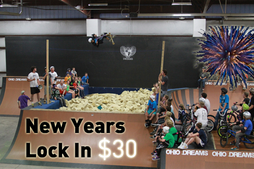 New Years Lock In Ohio Dreams